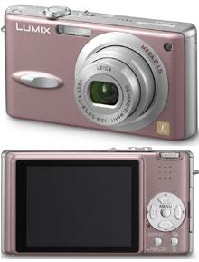 Digitální fotoaparát Panasonic Lumix DMC-FX8