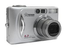 Digitální fotoaparát PENTAGRAM Photon 634