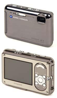 digitální fotoaparát Konica Minolta Dimage X1
