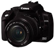 Digitální fotoaparát Canon EOS 350D