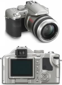 digitální fotoaparát Panasonic Lumix DMC-FZ30