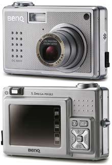 Digitální fotoaparát Benq E510