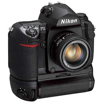 fotoaparát Nikon F6