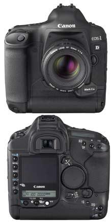 Digitální fotoaparát Canon EOS-1D Mark II N
