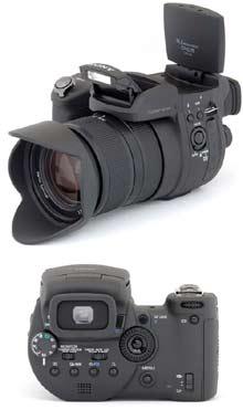Digitální fotoaparát Sony CyberShot DSC-R1