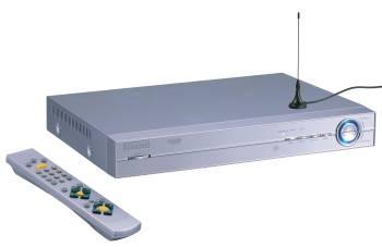 DVB-T přijímač