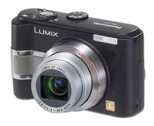 Digitální fotoaparát Panasonic Lumix DMC-LZ5
