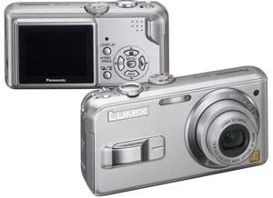 Digitální fotoaparát Panasonic Lumix DMC-LS2