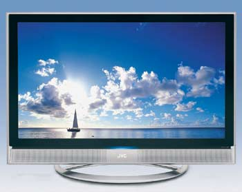 Nábytkové podstavce mají různou podobu. Aby byl televizor správně umístěn, musí být skříňka hodně nízká (JVC). Horní hrana obrazovky by při sezení v křesle měla být zhruba ve výši vašich očí.