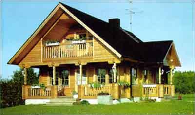 Finský dům cena