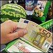 Euro, peníze, bankovky