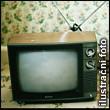 Stará televize, šrot