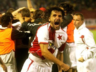 Slavia, radost z postupu: Matej Krajčík