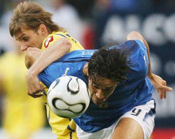 Itálie - Ukrajina