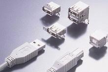 V pravo je první typ konektoru a v levo druhý