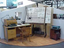 Dle společnosti HP vypdala takto kancelář včerejška ...