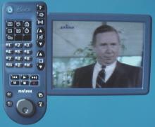 Softwarové dálkové ovládání a obrazovka