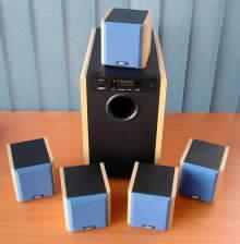 Zvuková sestava ABIT SP-60