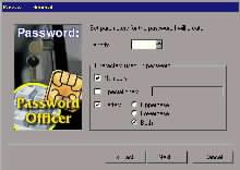 Generator - Password Officer 2000