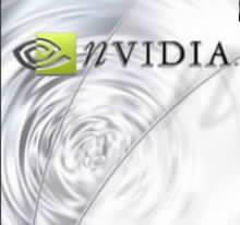 logo společnosti  nVidia