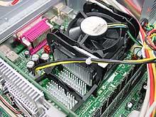 Chladič procesoru obr. 1