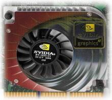 Chladič GeForce4