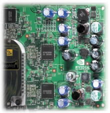 Detail kondenzátorů