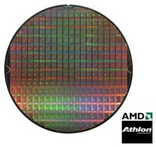Wafer pro Athlon XP