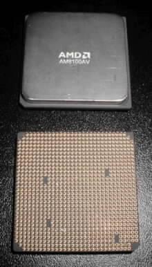 Procesor AMD Sledgehammer