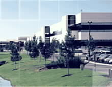 Centrála splečnosti Micron v Boise, Idaho, USA