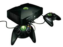 Herní konzole Microsoft X-Box první generace