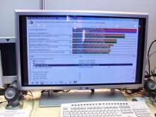 Propustnost paměti v benchmarku SiSoft Sandra 2002