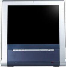 Přední strana s LCD panelem