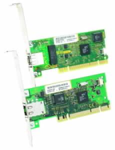 Na trhu se objevily falešné 3Com síťové karty - falsifikát dole