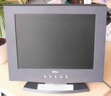 Patnáctipalcový LCD displej DELL E151FP