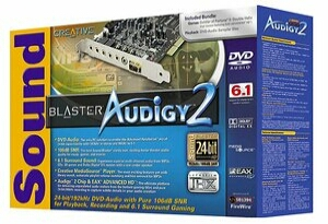 """Audigy 2 """"Player"""""""