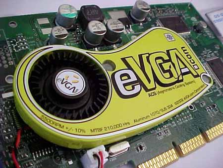 e-VGA GeForce4 MX440