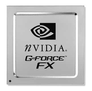 Jádro GeForce FX ze všech stran (i ze vnitř)