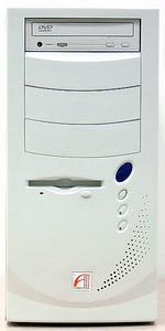 Čelo počítače All Computer Excellent K7XP/2400