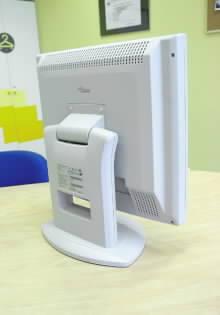 Zadní část LCD panelu FSC X19-1