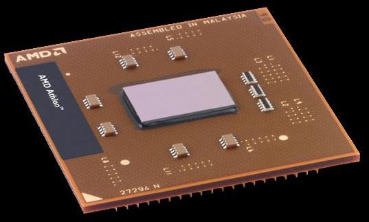 Low voltage Athlon XP-M
