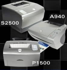 Dell - první tiskárny