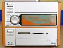 Čelní panel Mega PC