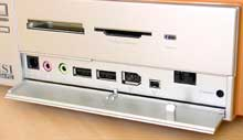 Panel Mega PC s výměnnými kryty