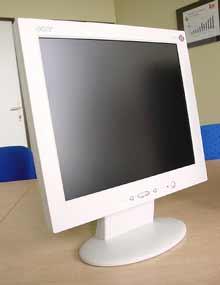 Sedmnáctipalcové LCD Acer AL707