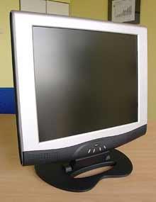 Sedmnáctipalcové LCD  QCP FU 1710