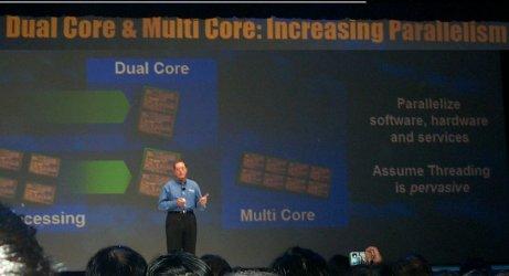 """Představení technologie """"více jader v jednom procesoru"""""""