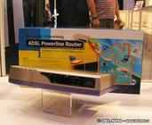 Powerline ADSL Router