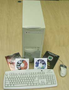 PC systém Hal 3000