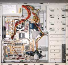 PC sestava Autocont Alivio 6600 11/03 vánoce
